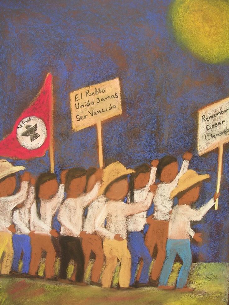 Cesar Chavez 2nd grade
