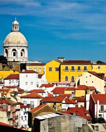 Lisbon & Alentejo, Portugal  six secret paradises for honeymoon via martha stewart