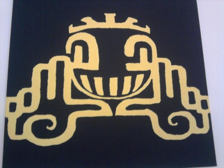 Spiral Tribe // selbst gezeichnet <3