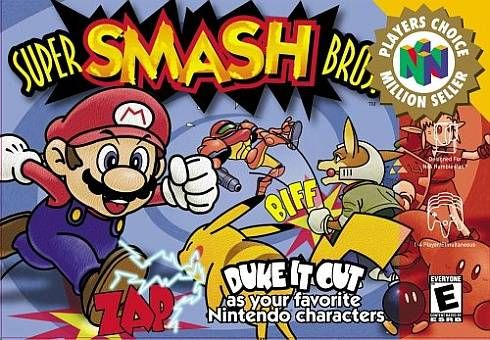 SUPER SMASH BROS N64 ROM DOWNLOAD (USA/EUR/JPN) - https://www.ziperto.com/super-smash-bros-n64-rom/