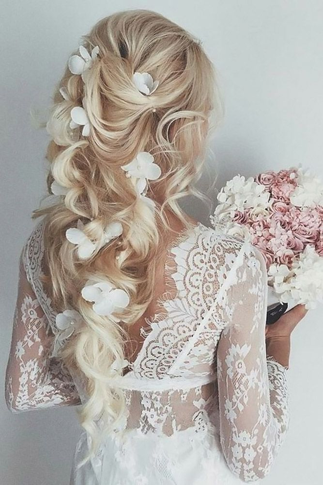 Hairstyles For A Wedding top 25 best wedding hairstyles for curly hair ideas on pinterest curly wedding updo wedding hairstyles for wavy hair and long curly bridal hair Best 25 Wedding Hairstyles Long Hair Ideas On Pinterest Bridesmaid Long Hair Grad Hairstyles And Long Hair Wedding