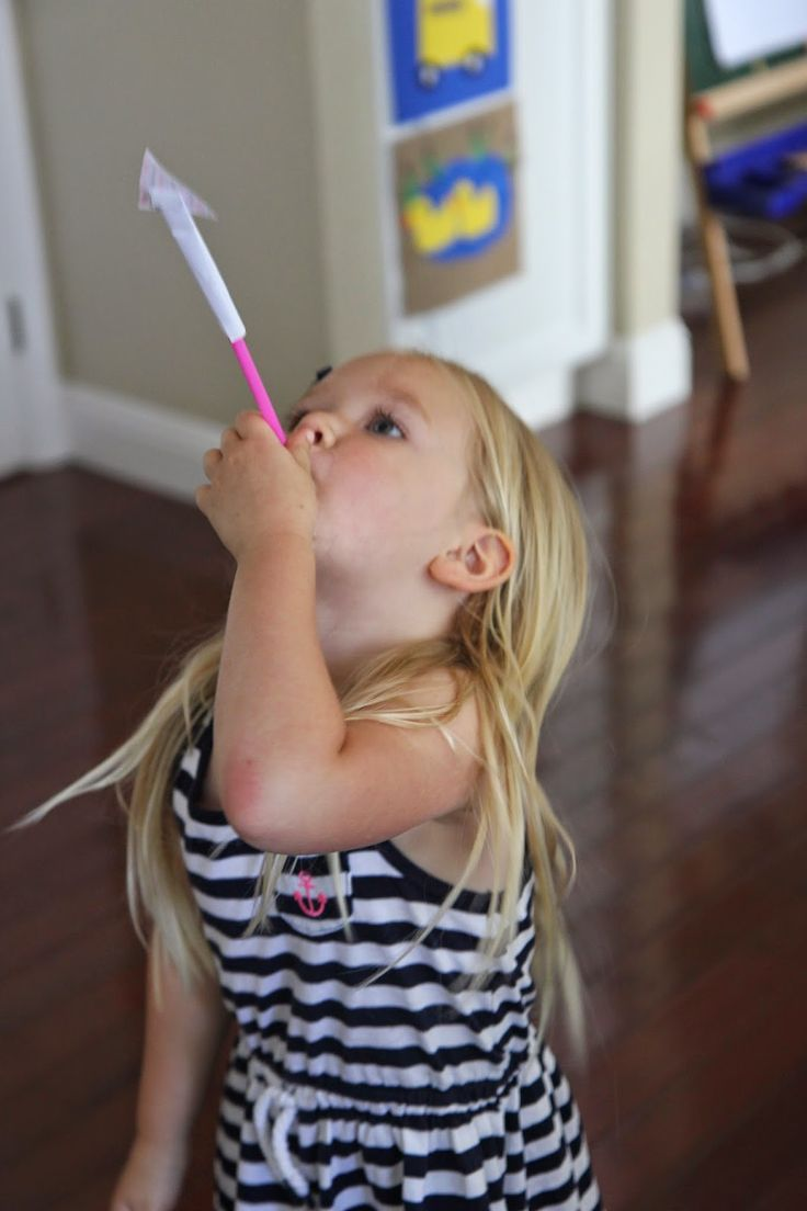 how to make the best straw rocket