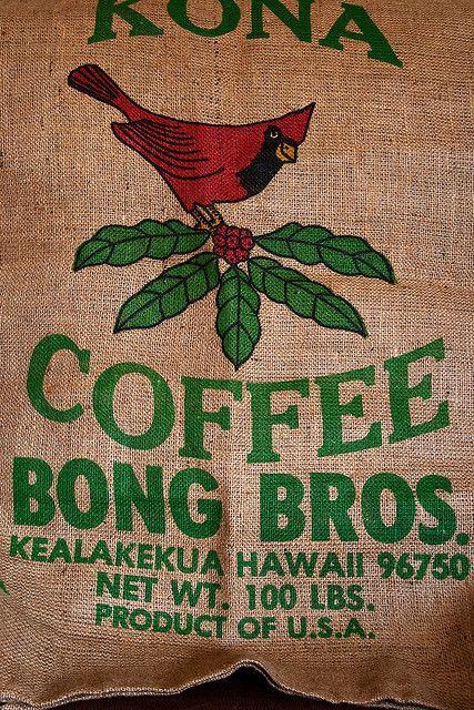 Kona Coffee - Bong Bros Georgous! ...and they have COFFEE! - Kona Coffee Corner http://konacoffee100hawaiiankonacoffee.com/kona-coffee/