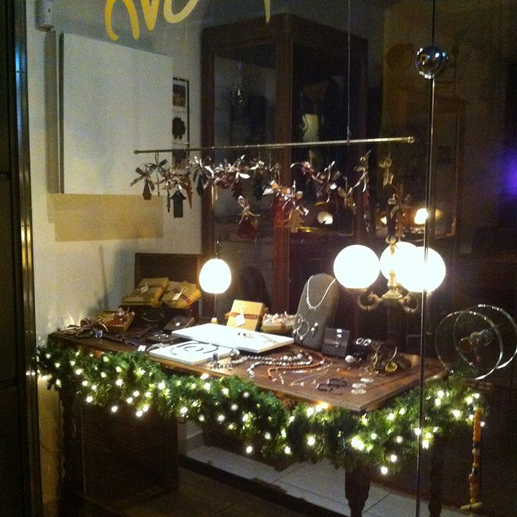 Christmas 2016 - Window display