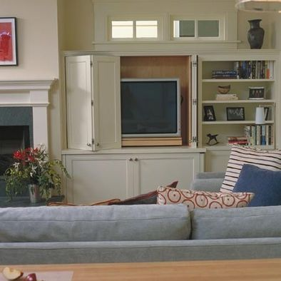Window Next To Tv Design, Pictures, Remodel, Decor and Ideas