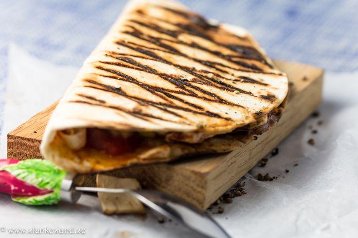 Rökig Kycklingtortilla 4 Port #slankosund #tortillarecept #tortillas #texmex #kycklingtortilla #texmexrecept #recette #recept #recipe #recipes #texmexrecipes