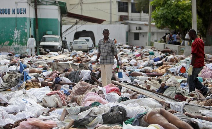 2010 Haiti Earthquake Dead Bodies | Haiti Earthquake