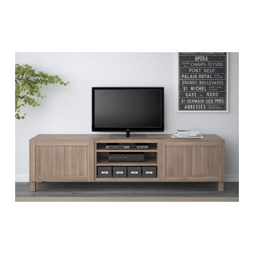 Ikea besta walnut effect light gray google search - Walnut effect living room furniture ...