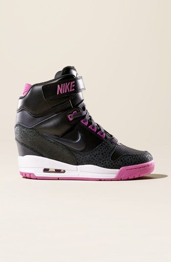 Nike 'Air Revolution Sky Hi' Sneaker (Women)   Nordstrom