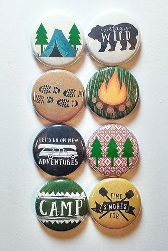 Adventure 1 Flair van aflairforbuttons op Etsy