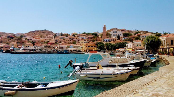 CHALKI ISLAND,GREECE