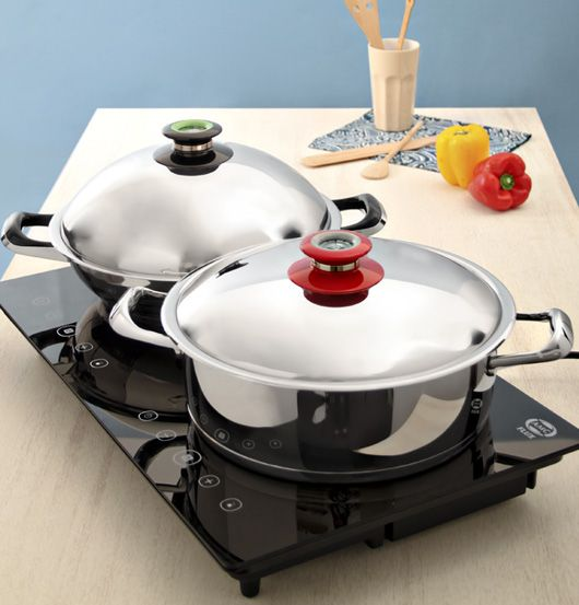 The 2 Plate AMC Flux Induction Cooker! [limited availability!]