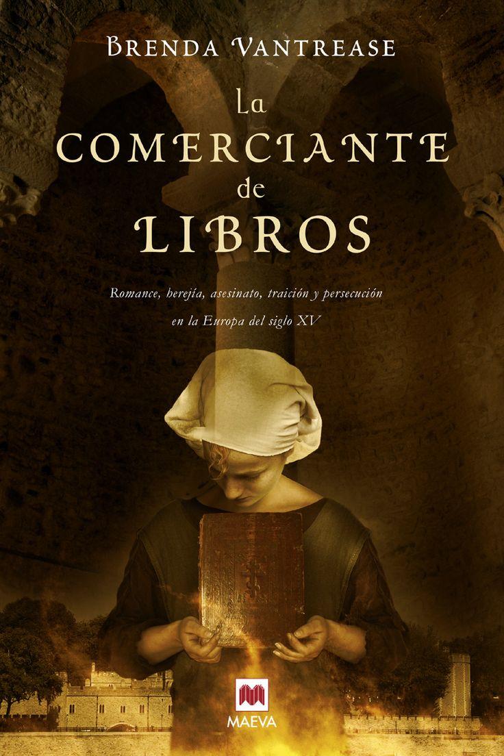 LA COMERCIANTE DE LIBROS de Brenda Vantrease. Acompañado por su nieta Anna…