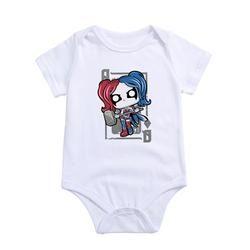 Harley Quinn Baby Jumpsuit
