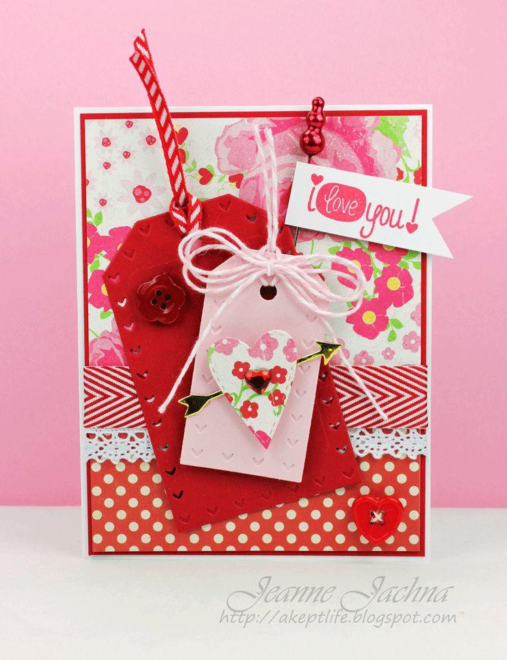 392 best Valentine Cards images on Pinterest | Cards, Diy cards ...