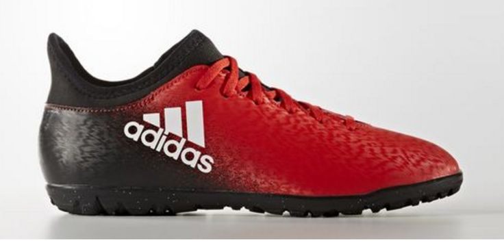 Adidas X16.3 Turf Boots for Boys