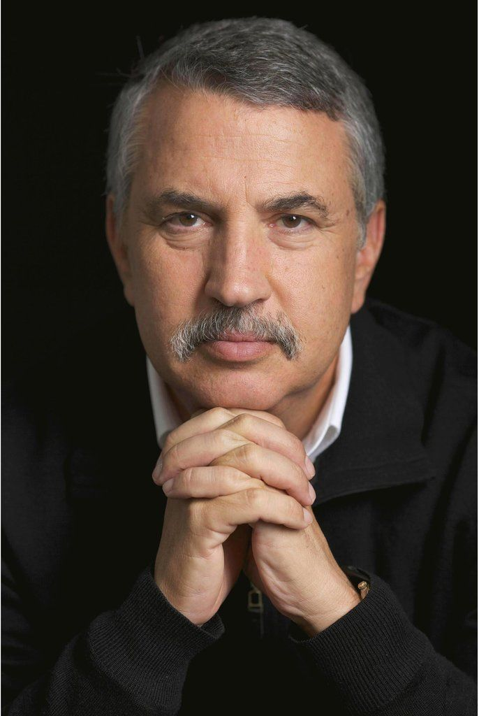 "Thomas Friedman's new book, ""Thank You for Being Late,"" gives you a much better idea of the forces that are upending your world."