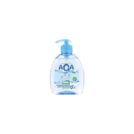 AQA baby Жидкое мыло для малыша, AQA baby  — 83р. -------------- Мыло жидкое AQA Baby для малыша с дозатором - это жидкое мыло, разработанное специально для ежедневного очищения чувствительной детской кожи детей. С помощью мягких моющих компонентов и натуральных экстрактов очищает кожу младенца особенно нежно и бережно, увлажняя её. Флакон с дозатором обеспечивает удобное и комфортное использование. Особенности: Подходит для детей с первых дней жизни. Содержит провитамин В5, персиковое масло…