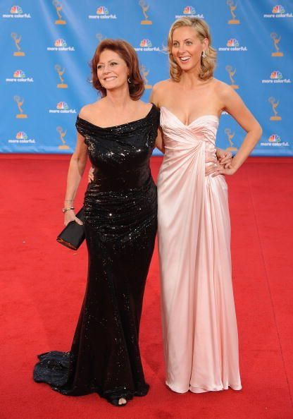Beautiful Susan Sarandon and her Beautiful daughter, Eva Amurri Martino
