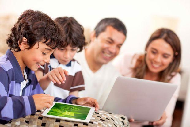 NZ BOUND: Schools in New Zealand will soon have access to Sunshine Coast business Schoolzine's innovative digital communication platform. Photo Contributed