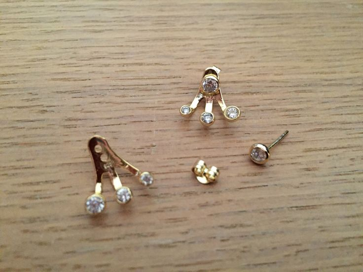 A personal favorite from my Etsy shop https://www.etsy.com/listing/474917508/tiny-gold-ear-jacketsterling-silver-gold
