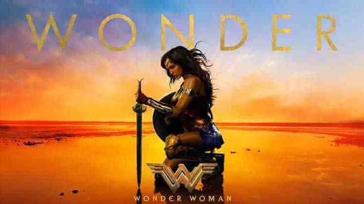 Wonder Woman Dubbling PL 2017