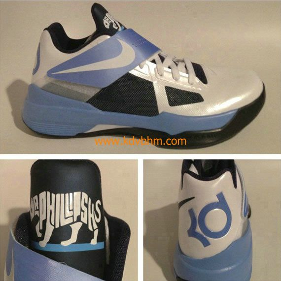 KD IV Dr Phillips High School PE Kevin Durant Sneakers 2012 Cheap