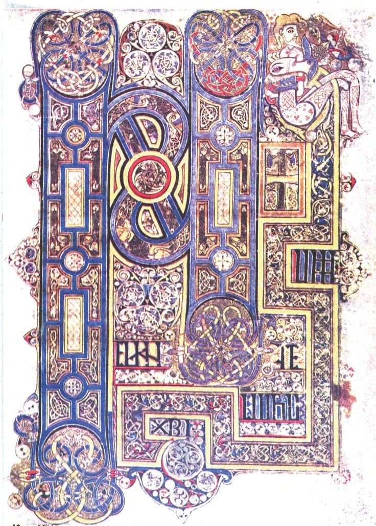 The book of kells origin