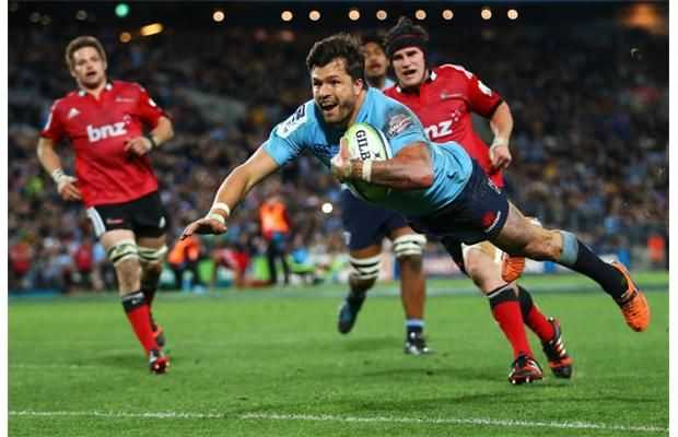 Adam ashley cooper #WARATAHS