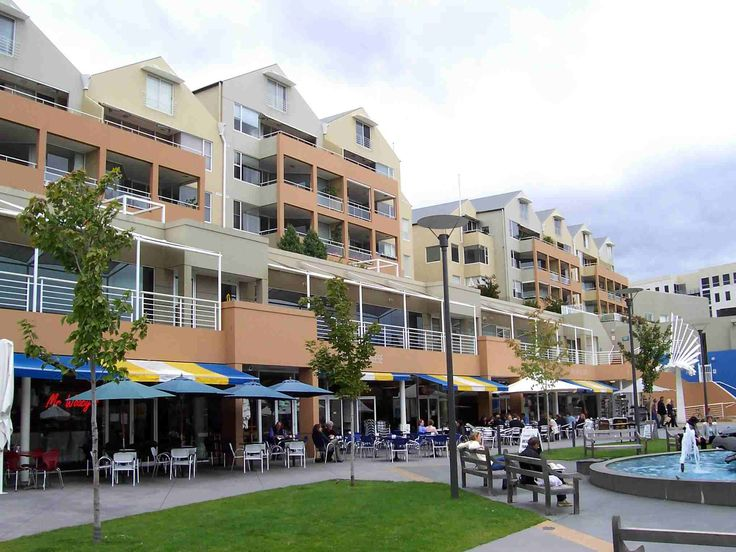 Salamanca Place and Market Hobart Tasmania.  Next door to constitution dock and fabulous eating places and produce of Tasmania