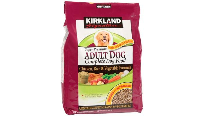 NextGen Dog's 100% objective, science-based Kirkland dog food review (dry). We evaluated nutrition, ingredients, recalls, issues, additives and sources.