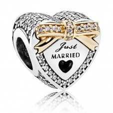 New! Pandora Wedding Charm