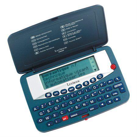 Dictionnaire électronique D600F