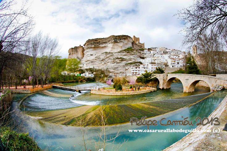 Los puented de Alcalá del Júcar http://www.casarurallabodeguilla.com