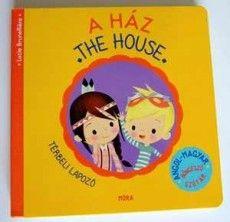 A ház/The House - angol/magyar térbeli böngésző szótár