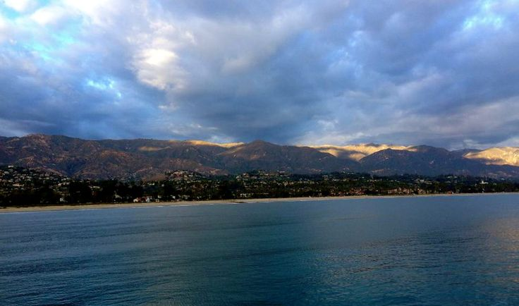 Gorgeous Mountains - We have the mountains with great day hikes, we have the ocean with all the great recreation. Santa Barbara is warm in the winter and cool in the summer. Architecture, Shopping and world class athletic events. We boast the top community college in the nation and a top ten University as well. Whether you are looking for something to do at 7am or at midnight SB has it all!