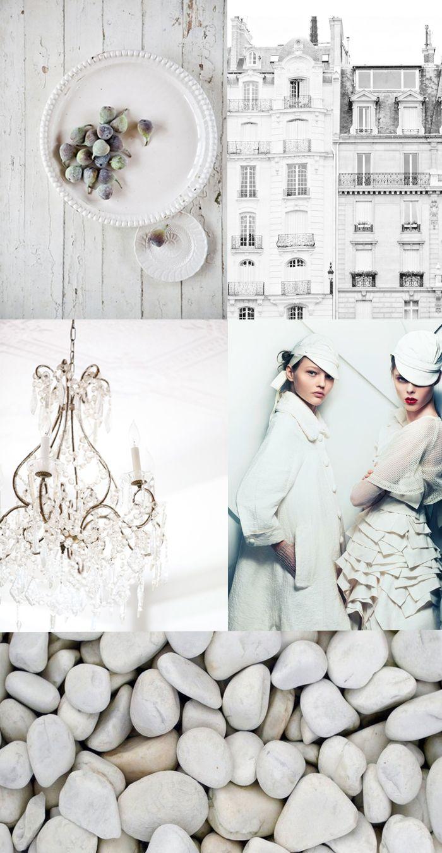 #christinagreve  Moodboard   White Atmosphere
