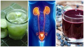 Tienes una infección urinaria Combátela con estas 5 bebidas medicinales