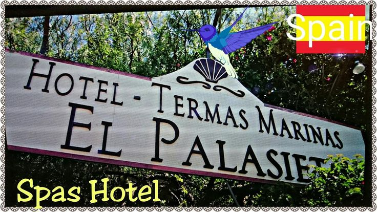 Hotels and Spas|Hotel Thalasso El Palasiet 4*|Termas Marinas| Benicassim
