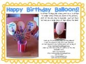 Birthday Balloons Printable Freebie product from Ms-Chrissy-Bs on TeachersNotebook.comHappy Birthday, Kids Birthday, Balloons Printables, Birthdayballoons001Jpg 838630, Printables Freebies, Birthday Balloons, Classroom Ideas, Student Birthday, Birthday Ideas