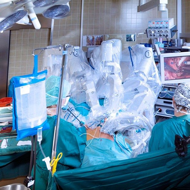 Peering under your skin: the future of surgical robotics is virtual (Wired UK)