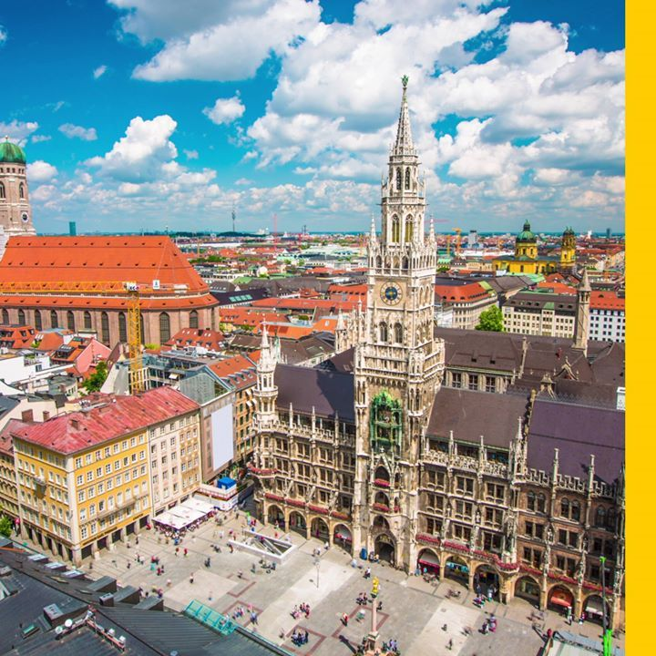 Immerse yourself in the vibrant colors of Munich, Germany's Marienplatz, the city's central square. #flights & #hotels #Cruises #RentalCars #mexico #lajolla #nyc #sandiego #sky #clouds #beach #food #nature #sunset #night #love #harmonyoftheseas #funny #amazing #awesome #yum #cute #luxury #running #hiking #flying