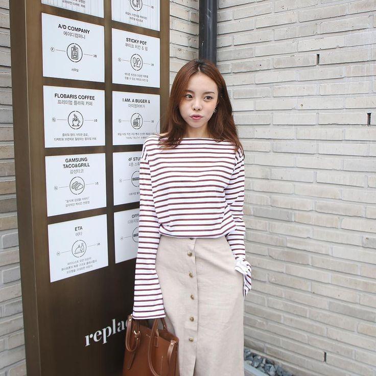 Корейский уличный стиль