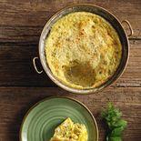 Κολοκύθα κίτρινη στον φούρνο με μπέικον