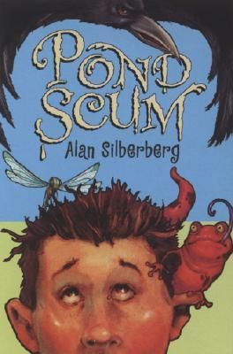 Pond Scum by Alan Silberberg #scifibooks