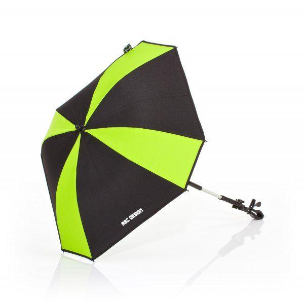 ABC Design Parasolka do wózka Sunny, zielony   MALL.PL
