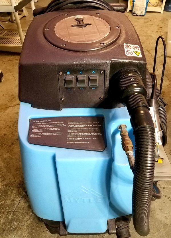 Mytee HP120 Grand Prix Auto Heated Detail machine for Sale