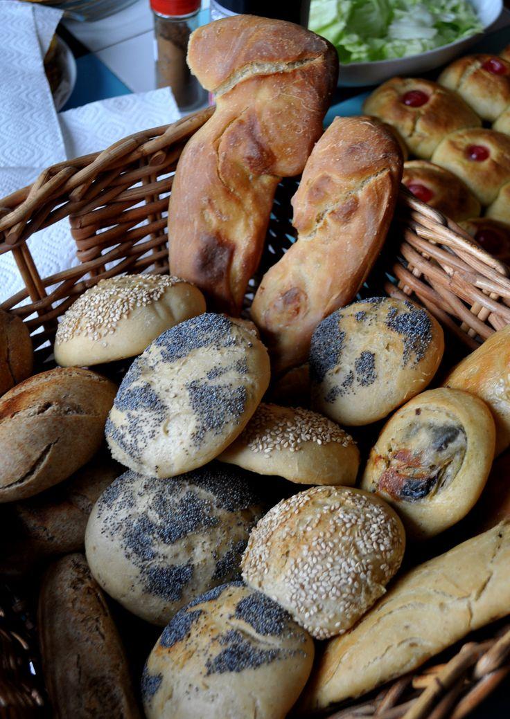 Panes para el día de navidad
