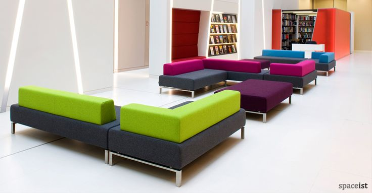 11 best corner sofas images on pinterest reception for Furniture configurations for small spaces
