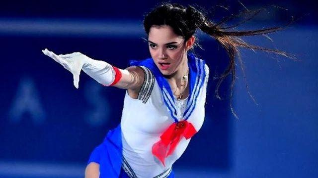 evgenia medvedeva sailor moon olympic season
